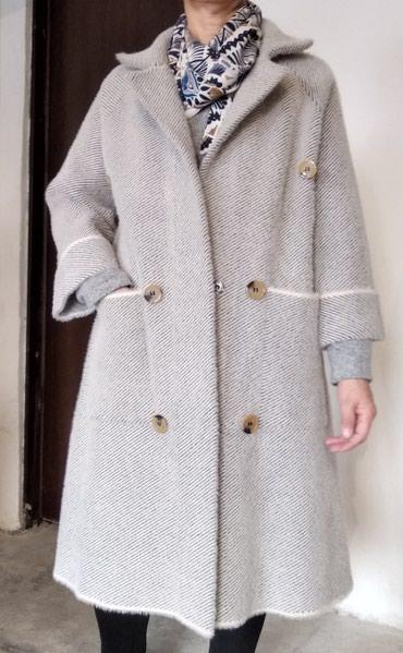 Продаю пальто кашемир-норка в Бишкек