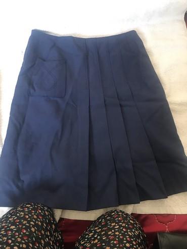Женская юбка, состояние как новоеMade in europe 40размерОтдам за