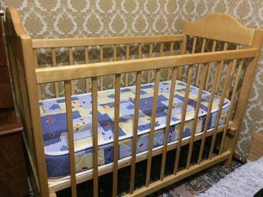 Продаю детскую кровать, натуральное в Бишкек