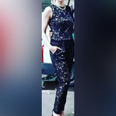 Zenska obuca - Srbija: Zenski kombinezoncipkani,p.s. fashion,vel S/M. Prelep,fenomenslno