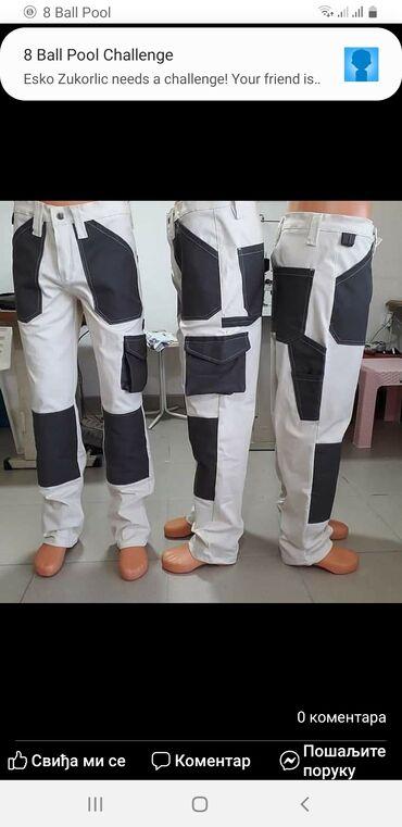 Personalni proizvodi - Srbija: Muške Pantalone