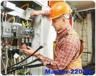 ремонт офисов - Azərbaycan: Электрика под ключ домов офисов магазинов