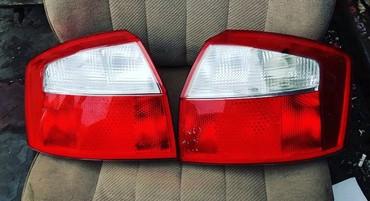 Плафон Audi A4 в хорошем состоянии. А4 задние стоп. А4 задний Плофон