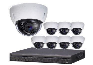 Установка сигнализации - Азербайджан: Системы видеонаблюдения - Установка и продажа  Установка системы видео