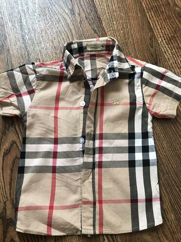 Рубашка унисекс 2-3 г