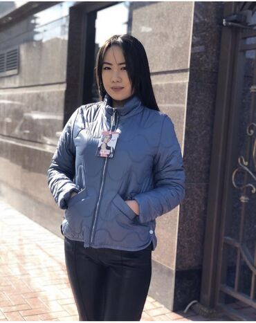 размера л в Кыргызстан: Легкая курточка в наличии . Размер xl