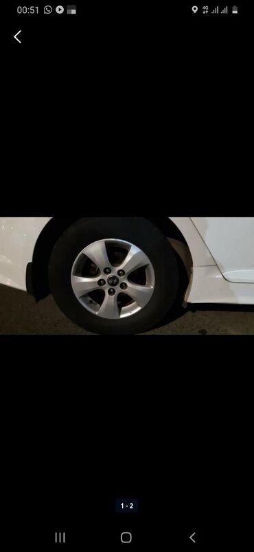 Автозапчасти и аксессуары в Душанбе: Продаю R15 диски или меняю на r18 r17