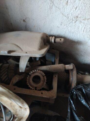 ssangyong new actyon в Кыргызстан: Механическая коробка передач в разобранном виде снято с саненг муссо
