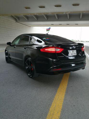 Ford Fusion 1.5 l. 2016 | 67000 km