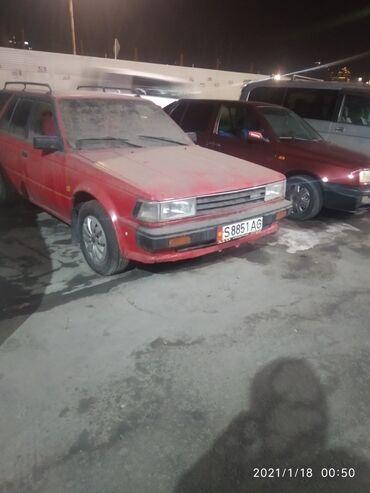 Рено универсал - Кыргызстан: Nissan 2 л. 1985