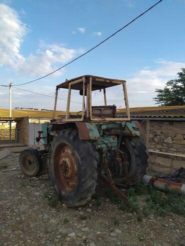 Yük və kənd təsərrüfatı nəqliyyatı - Sabir: Tractor