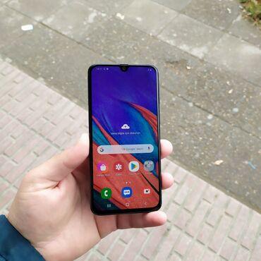 Samsung mega - Азербайджан: Б/у Samsung A40 64 ГБ Черный