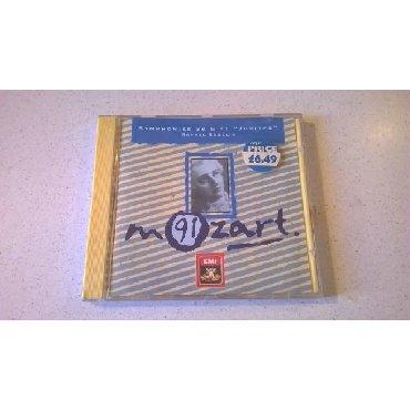 "Mozart Symphonies 38 & 41 "" Jupiter "" - Rafael Kubelik - EMITo CD"