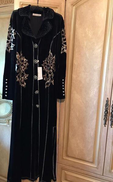 Платья - Джалал-Абад: Велюр халат новый для женщин