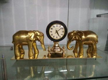 Часы, бронза! в Бишкек