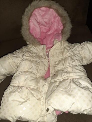 белье для девочек в Азербайджан: Куртка тёплая для девочек. Фирма Mother care. В отличном состоянии