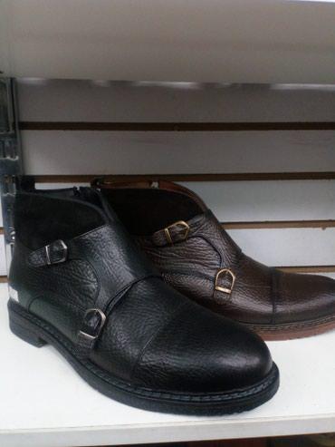 Мужские ботинки в Кыргызстан: Зимние манки. Производство Турция. Евро зима. Очень удобные