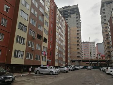 Продажа квартир - Бишкек: 106 серия улучшенная, 2 комнаты, 86 кв. м Лифт
