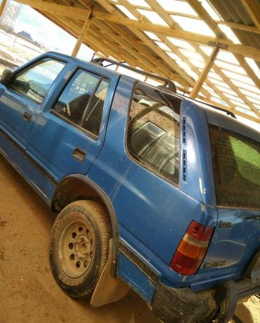 тюнинг опель фронтера в Кыргызстан: Opel Frontera 1993
