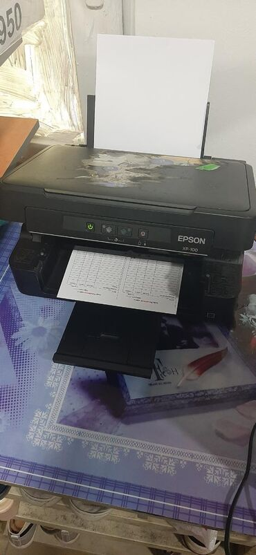 Принтер EPSON XP 100
