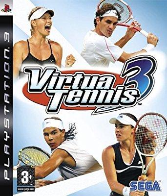 tennis - Azərbaycan: Virtua tennis 3 (ps3)