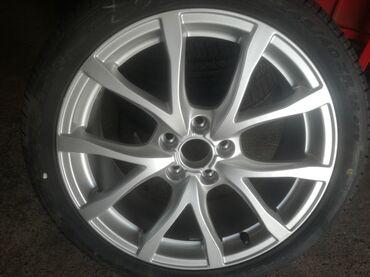 Nov rezervni tocak 18 coli 5x112 guma Pirelli 245/40/18 Audi