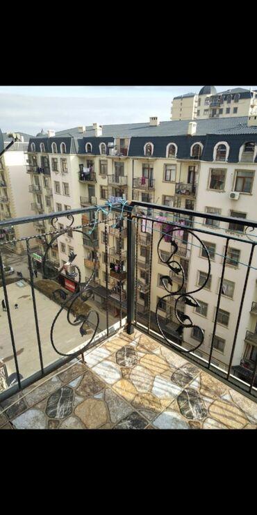 встроенная вытяжка 45 в Азербайджан: Продается квартира: 3 комнаты, 75 кв. м