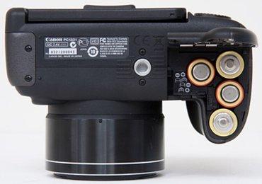 Bakı şəhərində Canon powershot sx1 фотоаппарат отличном- şəkil 4