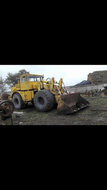 к700 фронтальный погрузчик 3куб. дв. маз с турбиной. в Беловодском