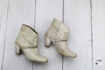 Товар: Ботинки женские DIESEL, белые, размер 38, 12326.     Состояние