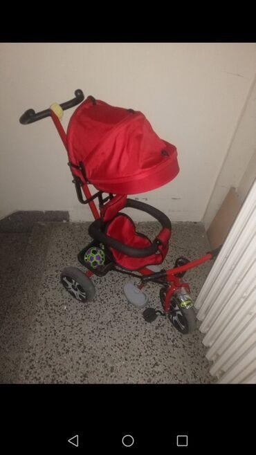 Tricikli - Srbija: Tricikl za dete. Kao nov