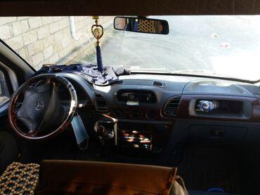 bir qollu paltarlar - Azərbaycan: Mercedes-Benz Sprinter 2.2 l. 2001 | 100000 km