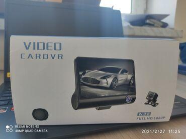 Video  cardvr  wrd full hd 1080p  maşın üçün video müşahidə ön görün