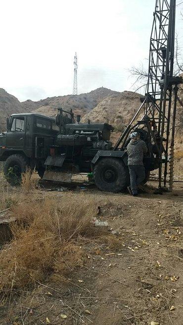 бурим скважину на воду по кыргызстану в Бишкек