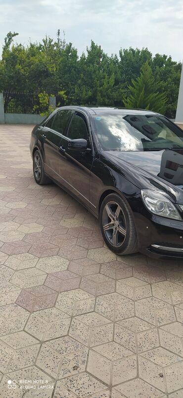 Mercedes-Benz Ağdaşda: Mercedes-Benz E-Class 2.2 l. 2012 | 159000 km
