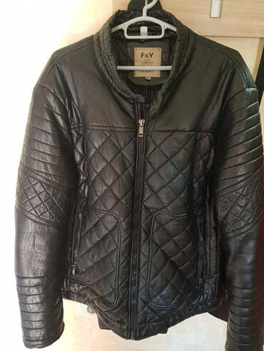 Muske kozne jakne - Srbija: Muska jakna NOVA, EKO KOZA, XXL, BEZ OSTECENJA, NENOŠENA
