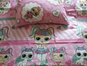Decije pamucne posteljine izuzetnog kvaliteta komplet sadrzi 1