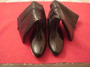 Gumene cizme za kisu potpuno nove nenosene broj 39 - Belgrade