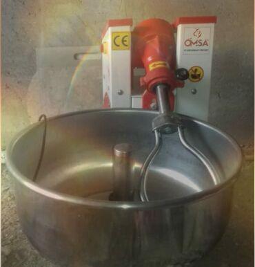 Arqon qaynaq aparati - Азербайджан: Xəmi̇r yoğuran aparat türkiyənin omsa firmasıdır. 1 ay işıenilib. Qiy