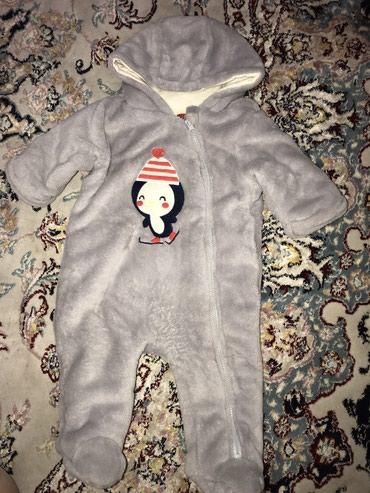 резиновый комбинезон детский в Кыргызстан: Продаю детский комбинезон, осень-весна, в хорошем состоянии, размер: 6
