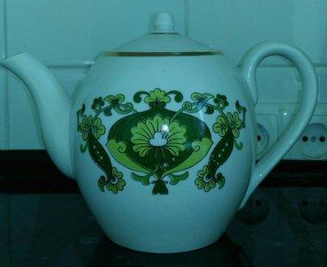 Большой новый чайник 1,5 литра СССР - 450 сом в Бишкек
