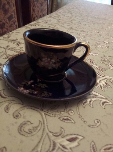 Bakı şəhərində Türk kahve desti
