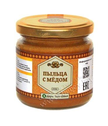 Пыльца с медом, чудо смесь, полезная в Бишкек
