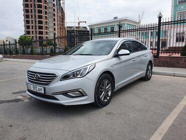 Транспорт - Чон-Таш: Hyundai Sonata 2 л. 2017
