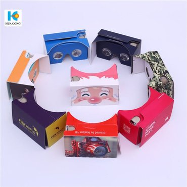 Google Cardboard Kit,Website:http://www.huacongprint.com,Google в Athens