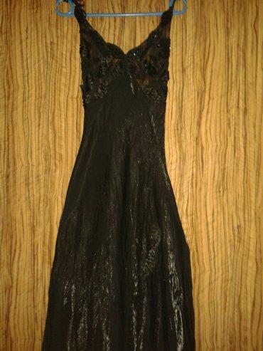 Продаю вечернее платье. р. 46, открытая в Бишкек