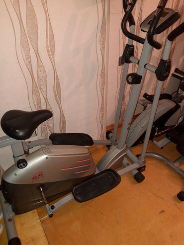 301 elan   İDMAN VƏ HOBBI: Qacis trenajoru velotrenajor veloxizek aparatlari vardir
