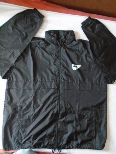 Rezervisano Nova kabanica/jakna sa kapuljacom za muškarce, crne boje, - Belgrade