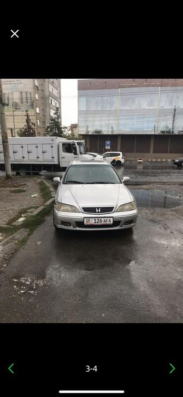 honda ascot в Кыргызстан: Honda Accord 2 л. 2000