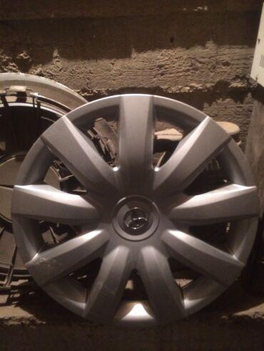 купить диски r15 4x100 в Кыргызстан: 1шт. Оригинал тойота с завода. R15